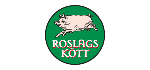 Roslagskött - Logo