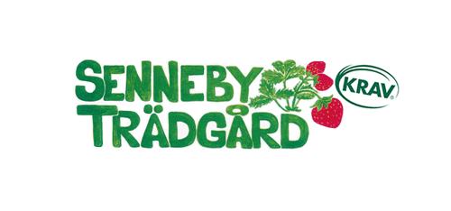 Senneby Trädgård - Logo