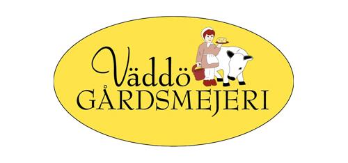 Väddö Gårdsmejeri - Logo
